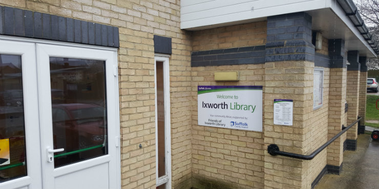 Ixworth Library