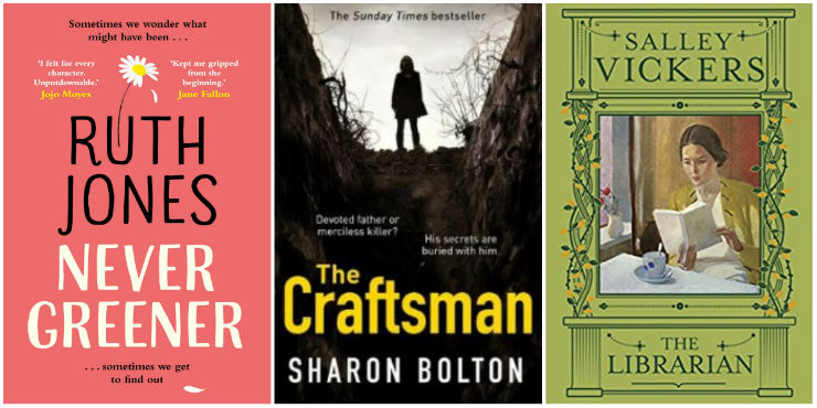 New Fiction For April 2018 Suffolk Libraries