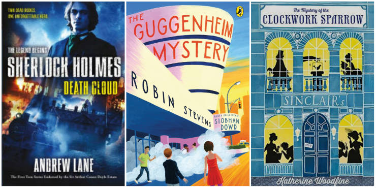 Check Out Some Of Our Favourite Detective Stories For Children