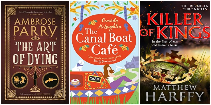 The Art of Dying, The Canal Boat Café, Killer of Kings