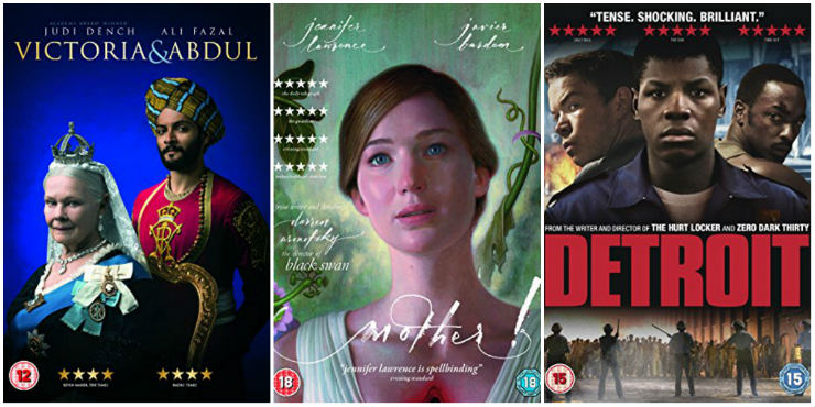 New films and DVDs for January 2018 – Suffolk Libraries