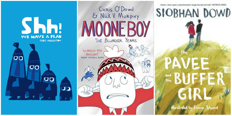 Shh! We Have a Plan, Moone Boy: The Blunder Years, The Pavee and the Buffer Girl