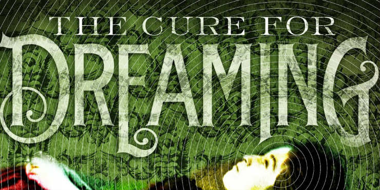 The Cure For Dreaming By Cat Winters Suffolk Libraries