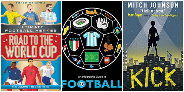 Road to the World Cup: the journey begins here, An Infographic Guide to Football, Kick
