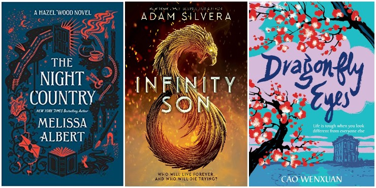 Infinity Son Book