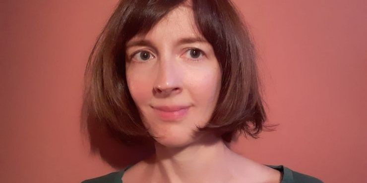 Image of Laura Vaughan, author