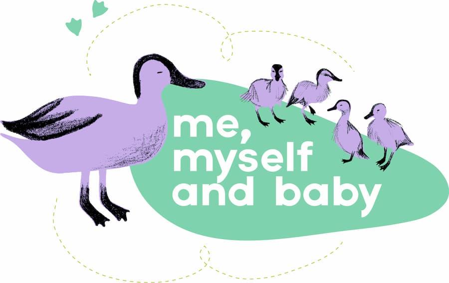 Me, Myself and Baby logo