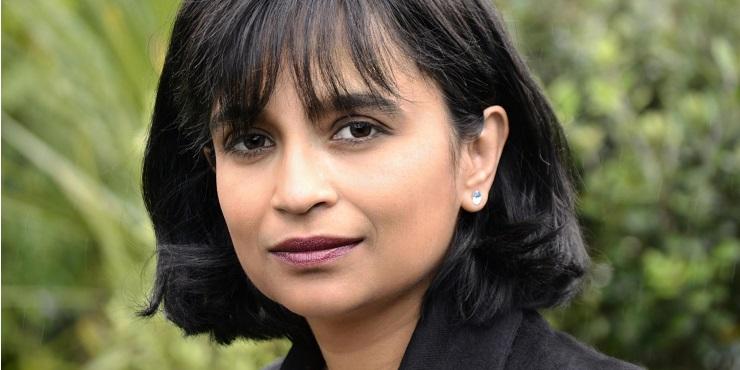 Photo of Nalini Singh