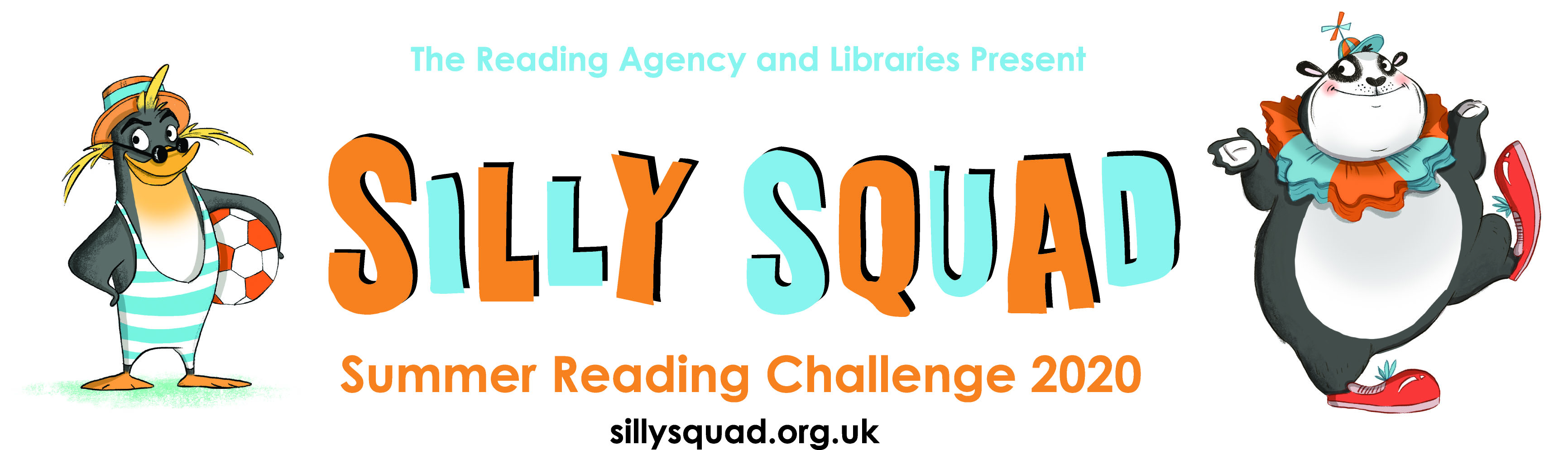 The Reading Agency's 'The Silly Squad'